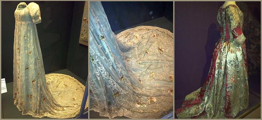השראה צרפתית לשמלת כלה