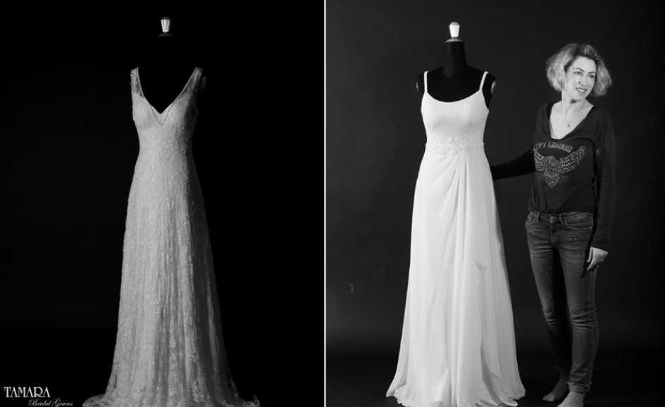 מאוד שמלות כלה | שמלות כלה - TAMARA | שמלות כלה 2019 PM-14