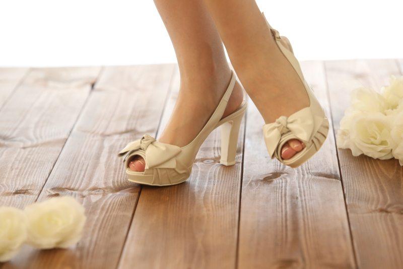 נעלי כלה מעור