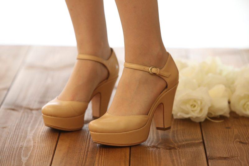נעלי כלה צבע גוף