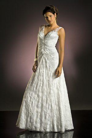 שמלות כלה חושניות