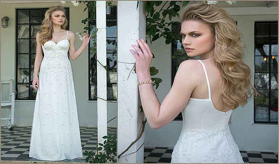 שמלות כלה אביב קיץ 2014