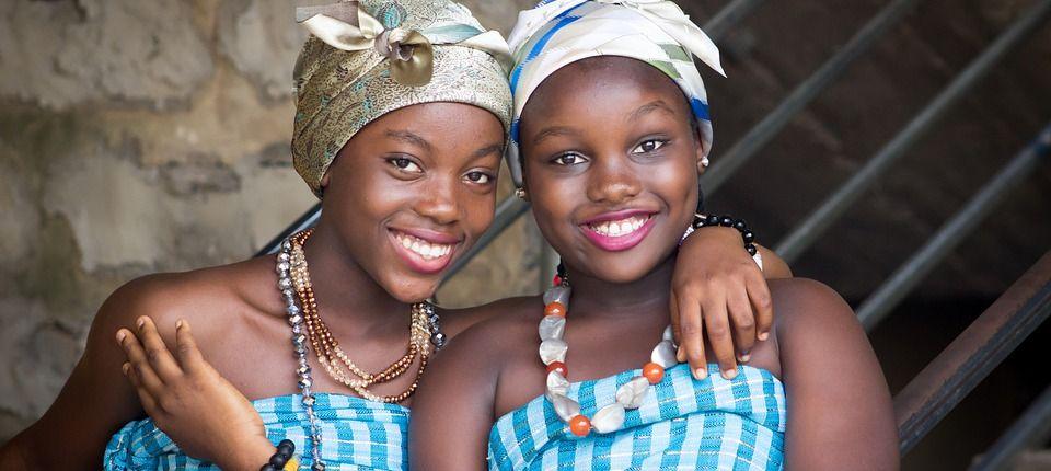 שמלות כלה אפריקאיות