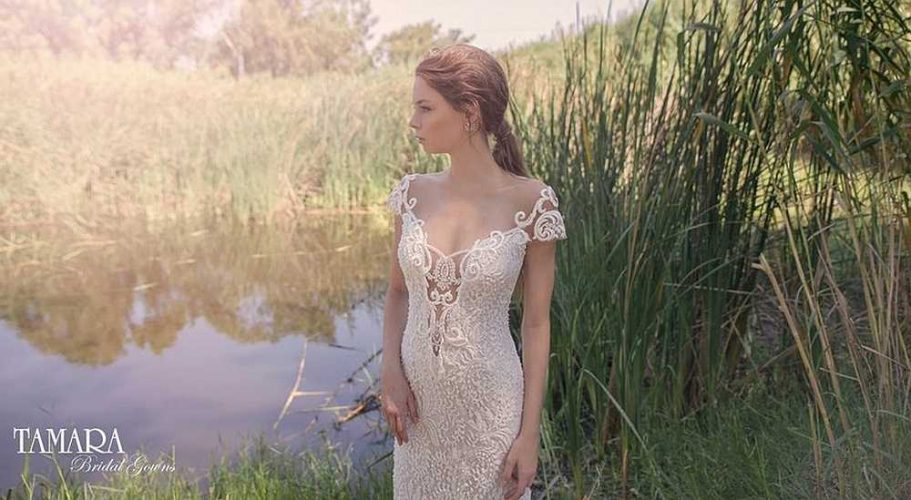 שמלות כלה וינטג 2017