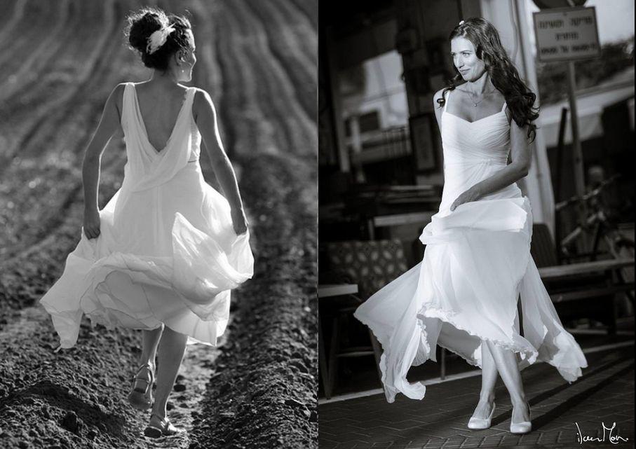 שמלות כלה קלאסיות פשוטות