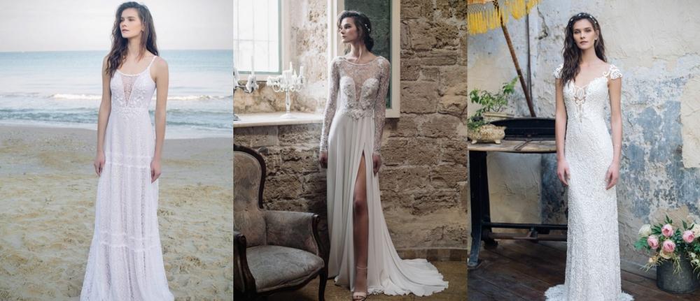 שמלות כלה רומנטיות