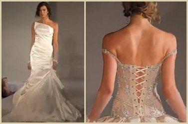 שמלות כלה 2013 - אינס די סנטו