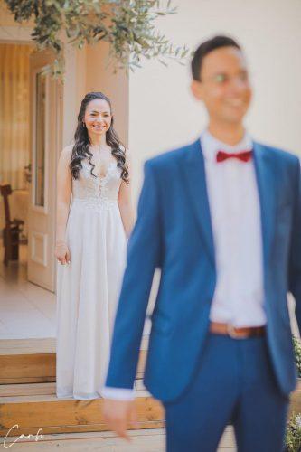 שמלת כלה אוורירית