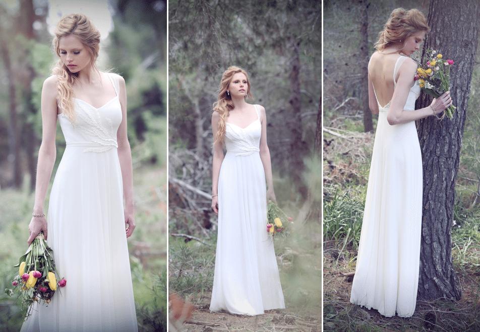 שמלת כלה אורטל