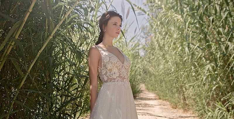 שמלת כלה בסגנון וינטג
