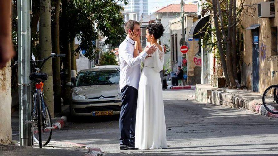 שמלות כלה בתל-אביב