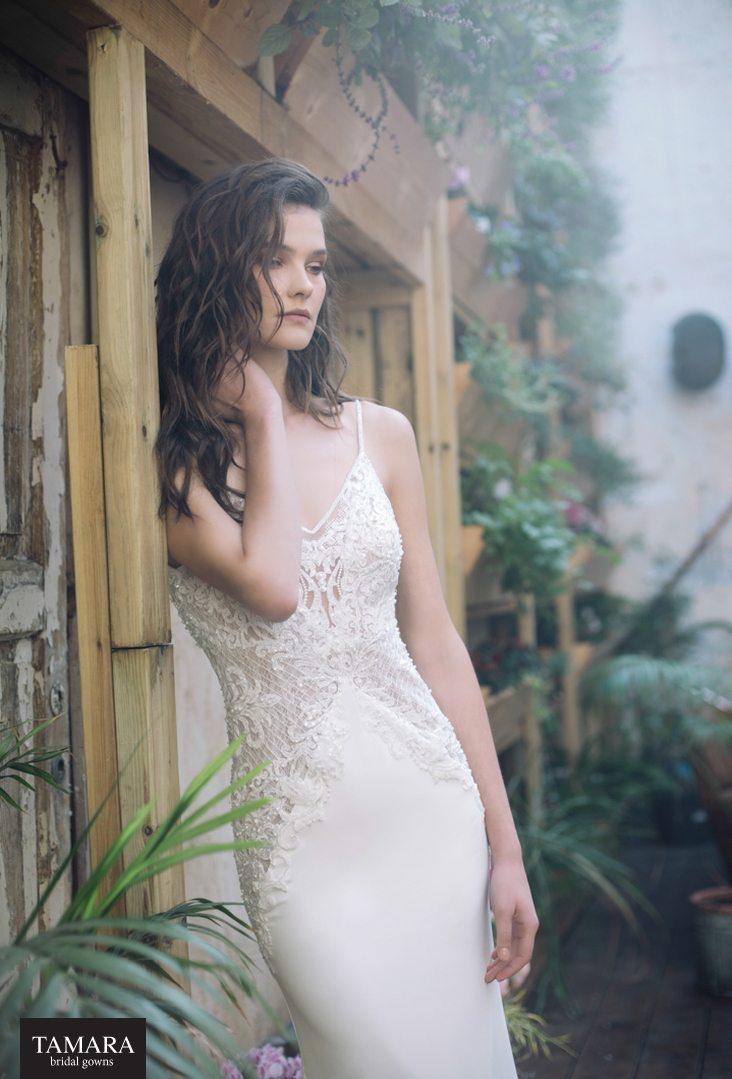 שמלת כלה בסגנון וינטאג'
