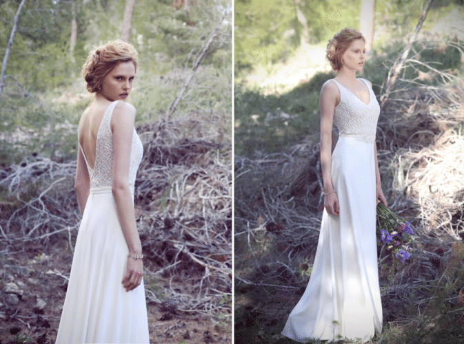 שמלת כלה ז'קלין