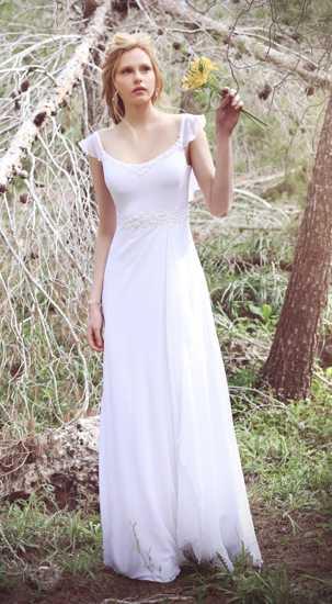 שמלת כלה טוניה