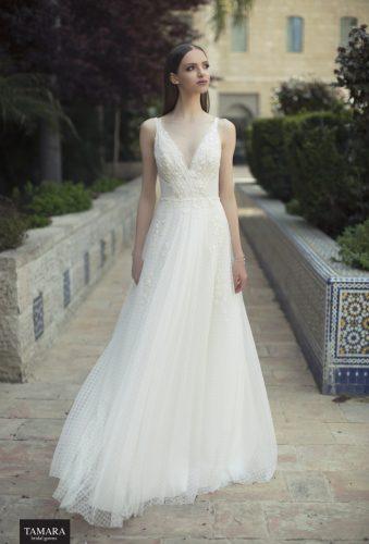 שמלות כלה בעיצוב נקי