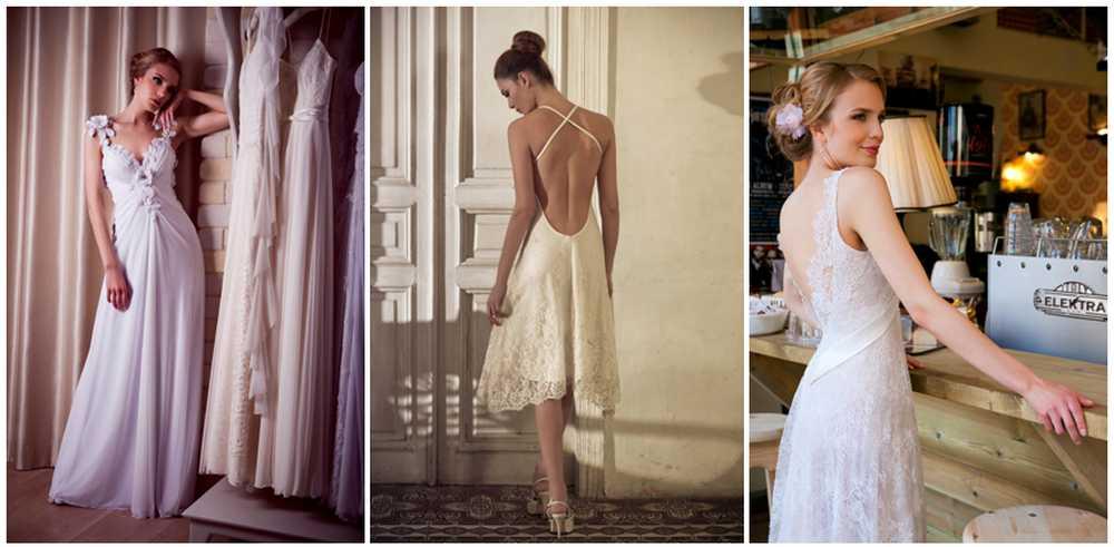 שמלת כלה לחתונה שנייה
