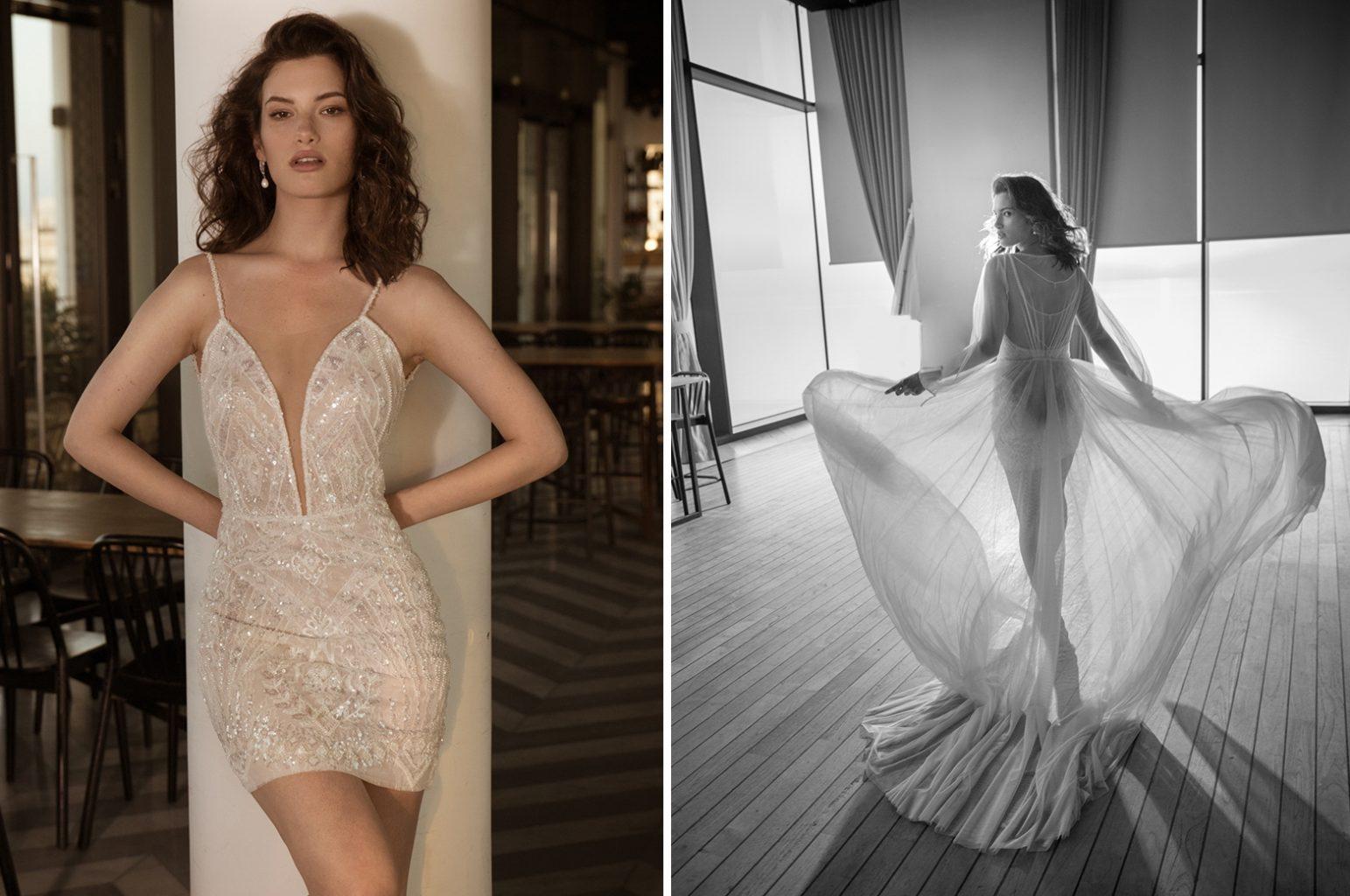 שמלת כלה מודולרית