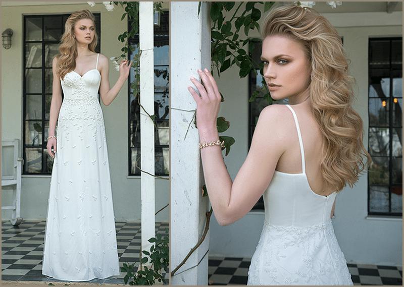 שמלת כלה סאקורה - קולקציית 2014