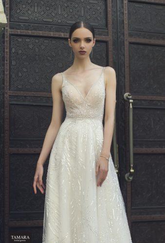 שמלת כלה עוצמתית