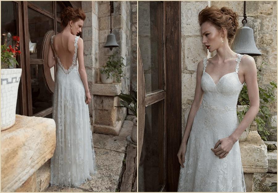 שמלת כלה -חתונה בקיץ