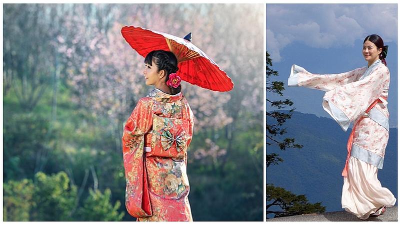 שמלת כלה יפנית מסורתית