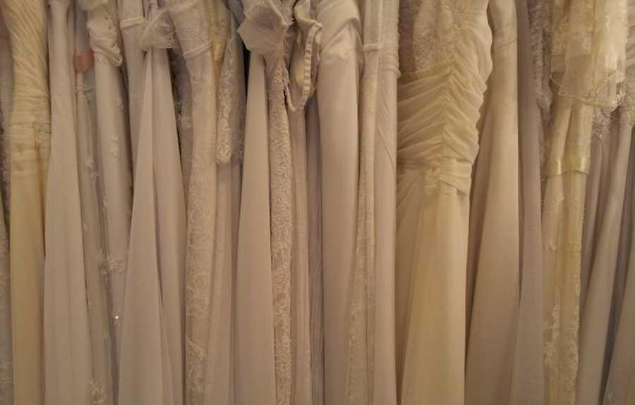 שמלות כלה תמרה - אאוטלט