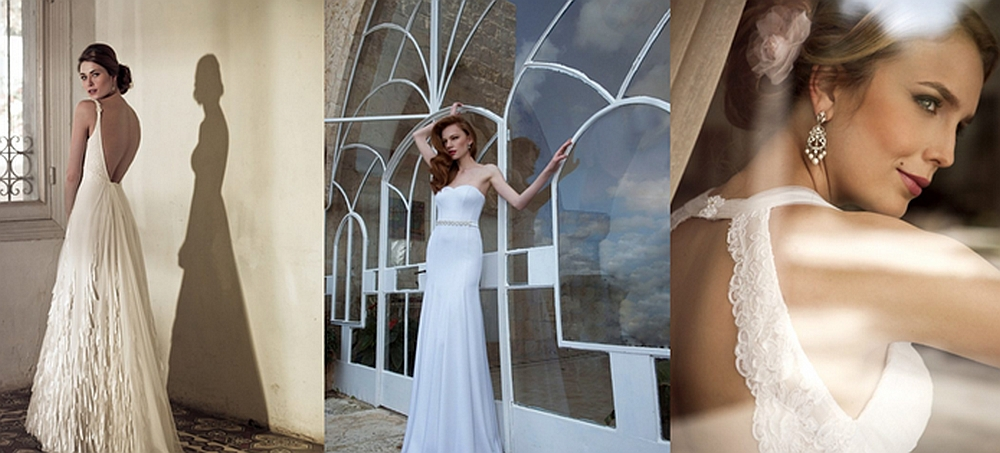 שמלות כלה 2014 מוניק לולייה