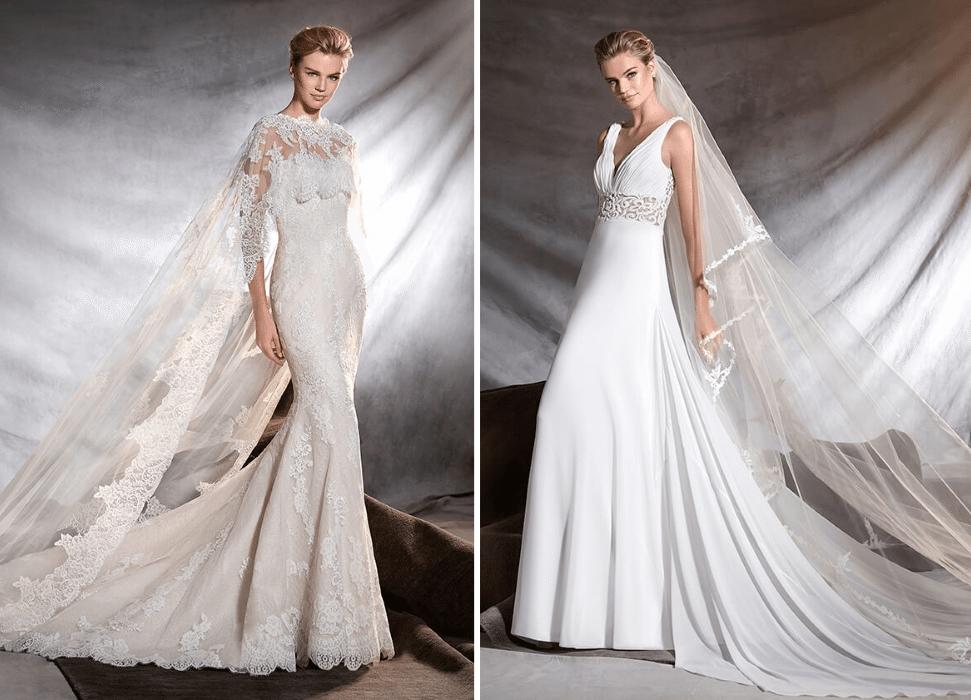 שמלות כלה 2017 - Pronovias