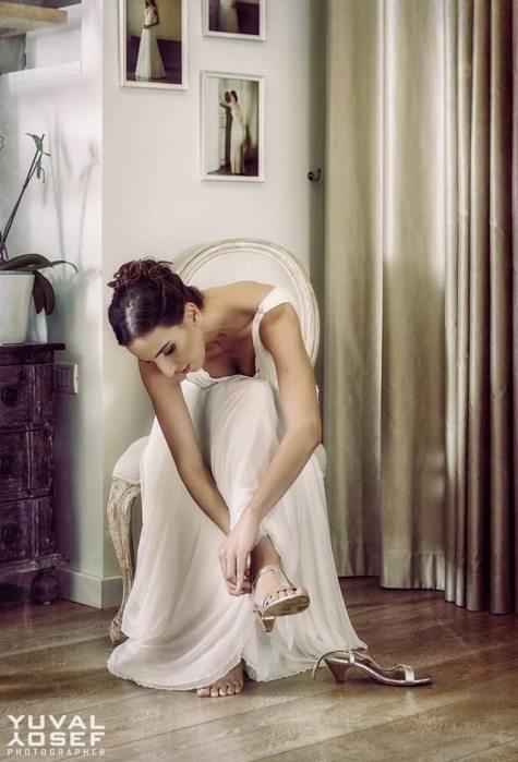 שמלת כלה עדנה