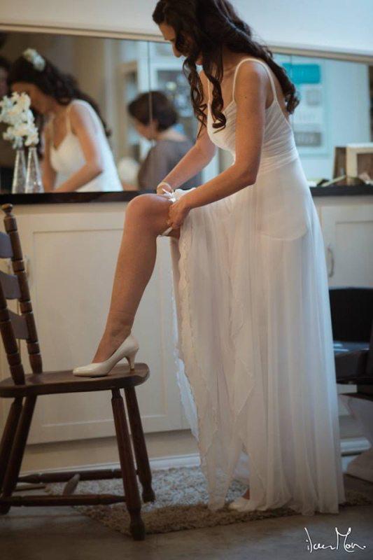 שמלת כלה שיפון