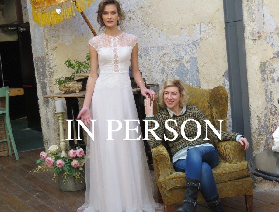 השראה לשמלת כלה