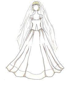 שמלת כלה של זרה פיליפס