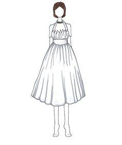 שמלת כלה של Ava Gardner