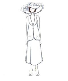 שמלת כלה של ביאנקה ג'אגר