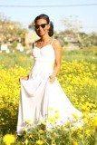 שמלת כלה קלאסית אתיופית
