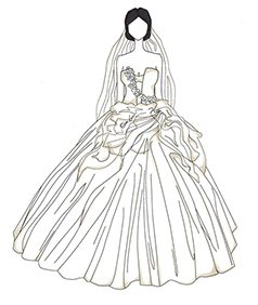 שמלת כלה של Chrissy Teigen