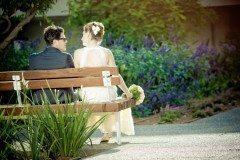 חתן וכלה ביום צילומים