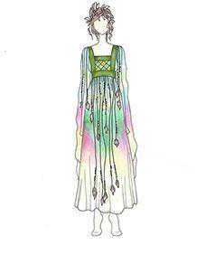 שמלת כלה של אליזבת טיילור