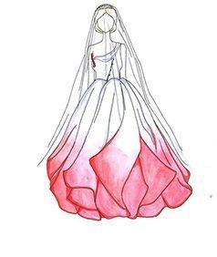 שמלת כלה של Gwen Stefani