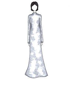 שמלת כלה של Jada Koren Pinkett