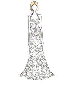 שמלת כלה של Jewel Kilcher