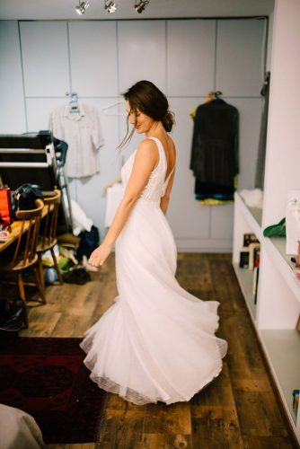 שמלת כלה מחטבת