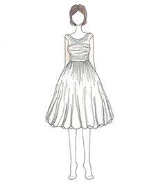 שמלת כלה של Keira Knightley
