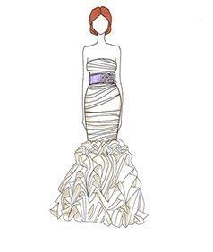 שמלת כלה של Khloe Kardashian