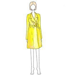 שמלת כלה של Linda Eastman