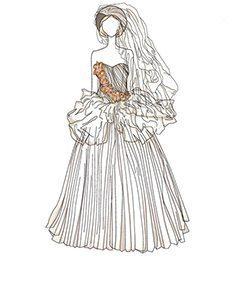 שמלת כלה של מדונה