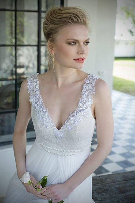 שמלת כלה אביב - שמלות כלה 2014