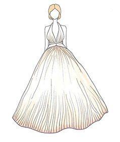 שמלת כלה של Portia De Rossi