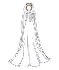 שמלת כלה של הנסיכה ANNE