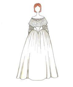 שמלת כלה של המלכה ויקטוריה